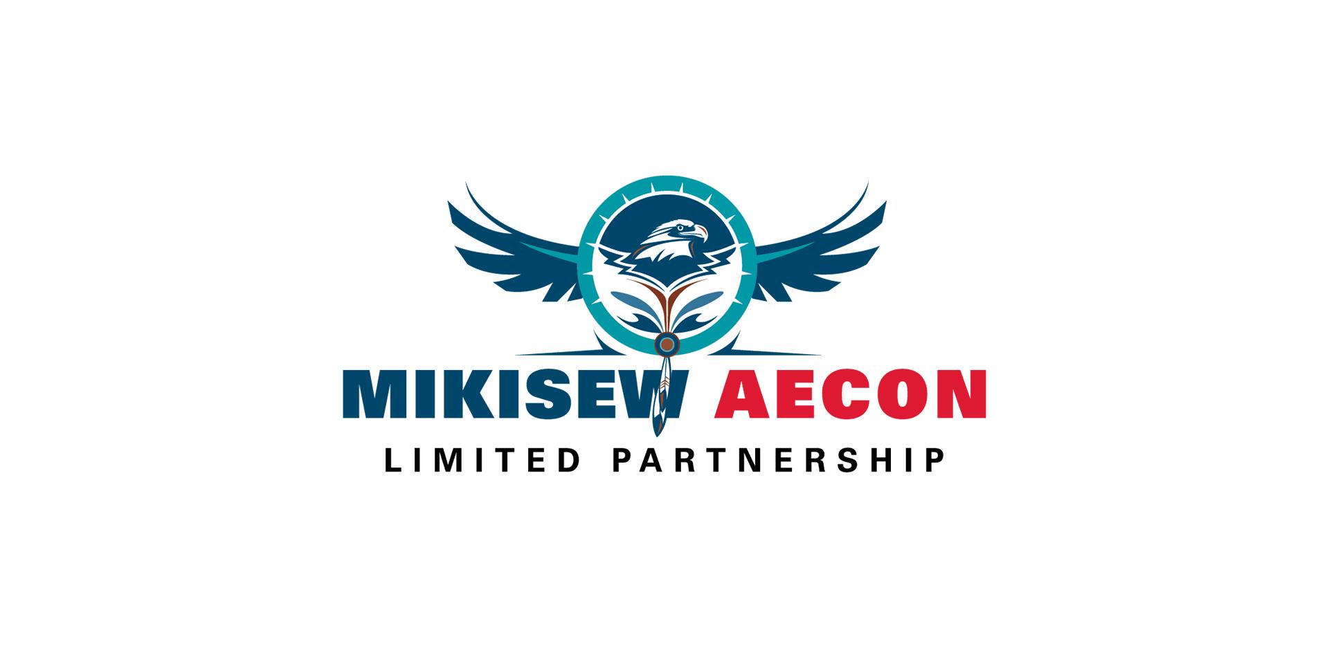Mikisew Aecon LP Logo