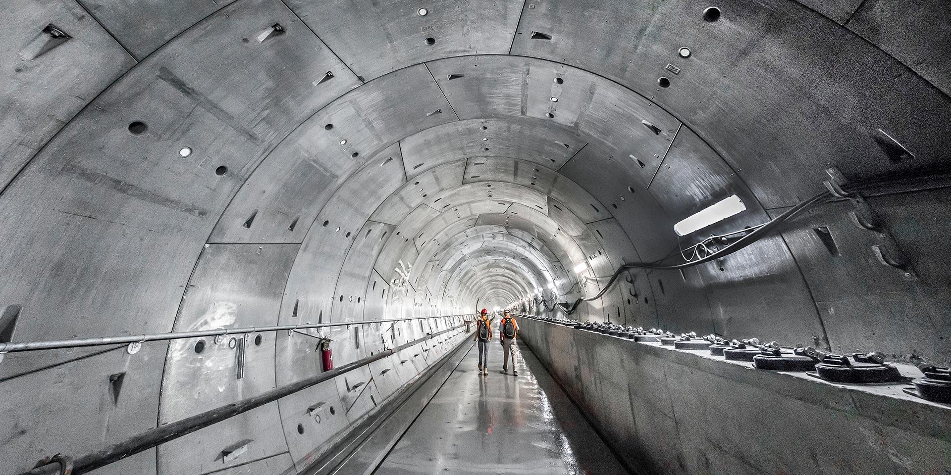 Eglinton Crosstown Tunnel
