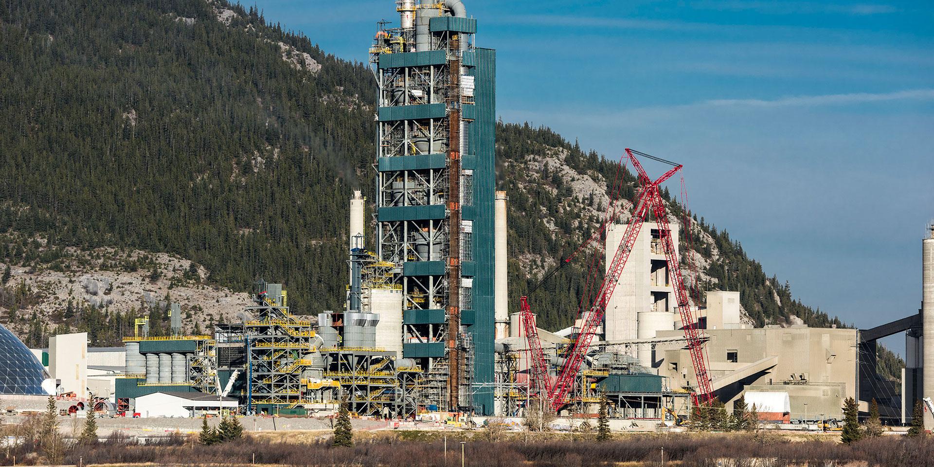 banner-Lafarge---Exshaw-Expansion-Project---Exshaw,-Alberta