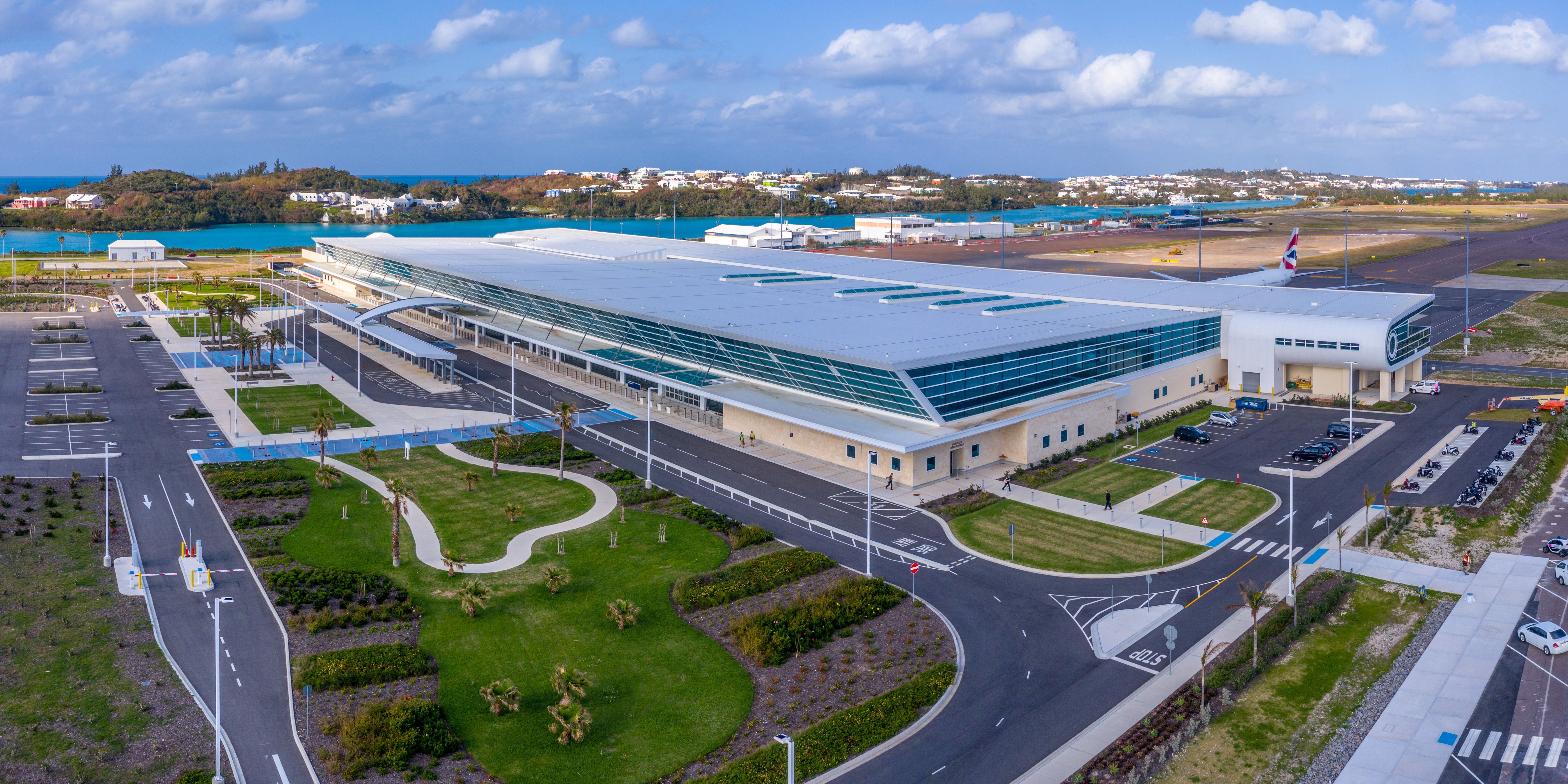Bermuda L. F. Wade International Airport