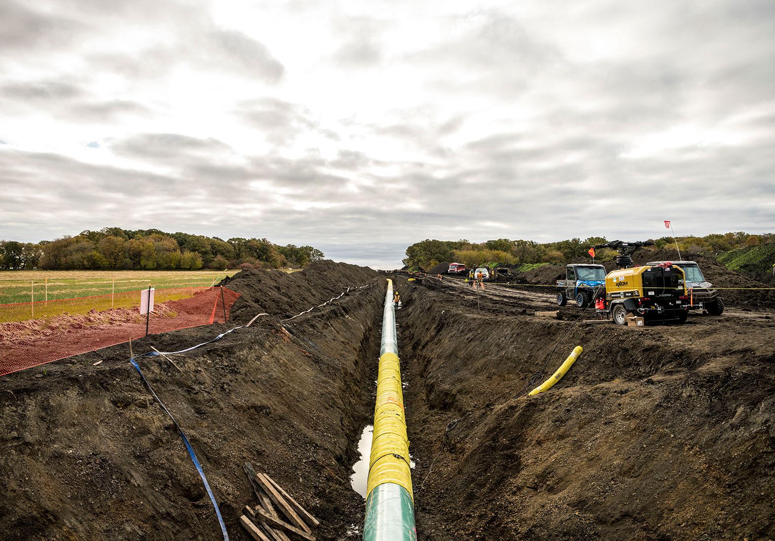 Enbridge Pipeline Landscape