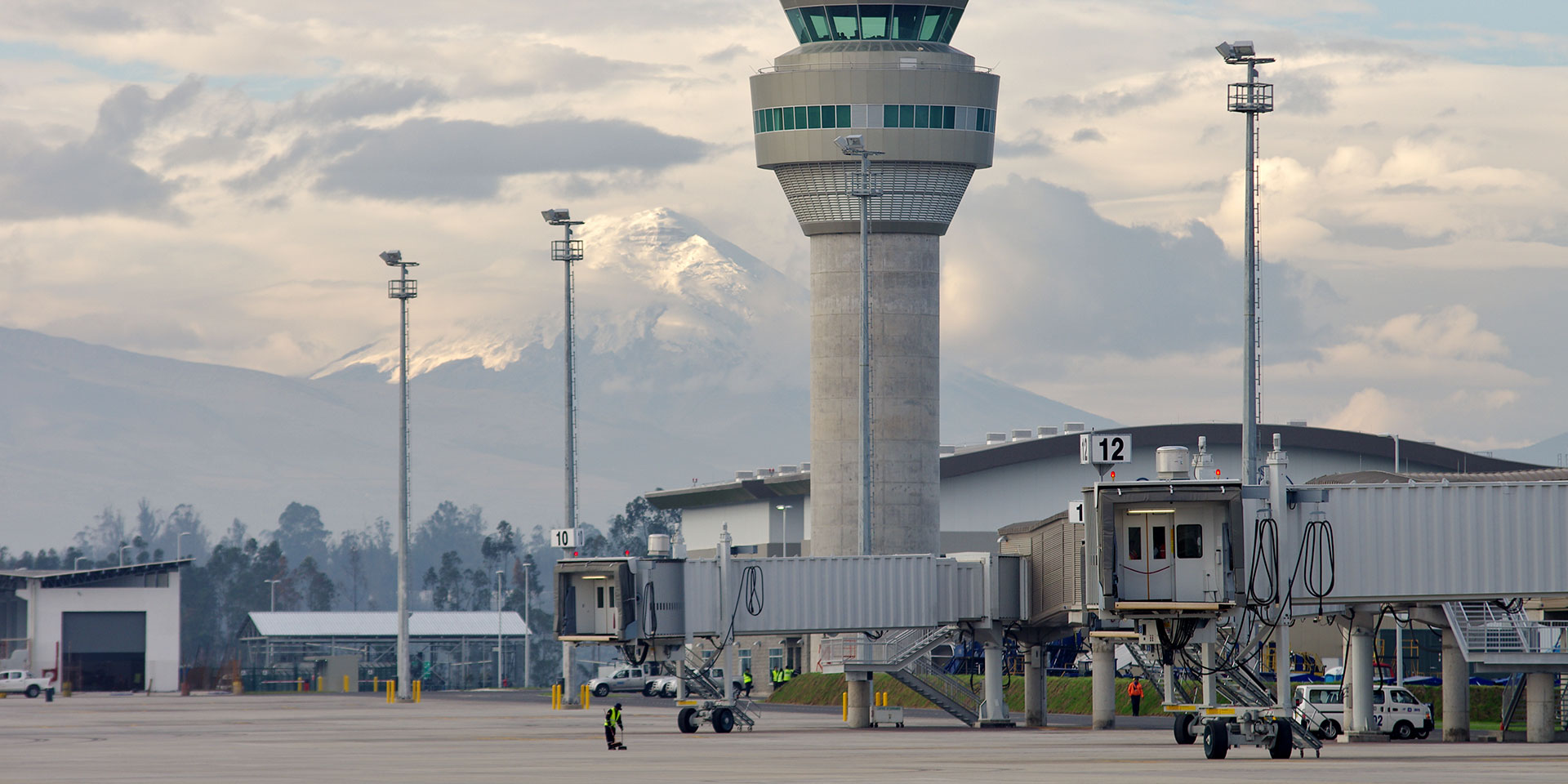 Quito Airport Tower