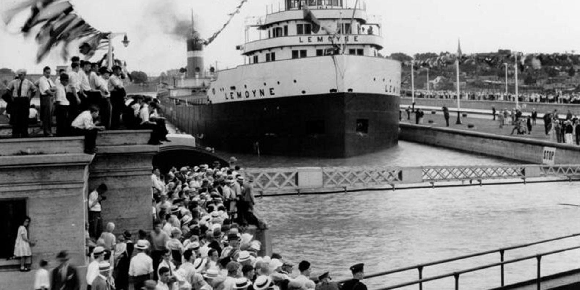 banner-1954---St.-Lawrence-Seaway