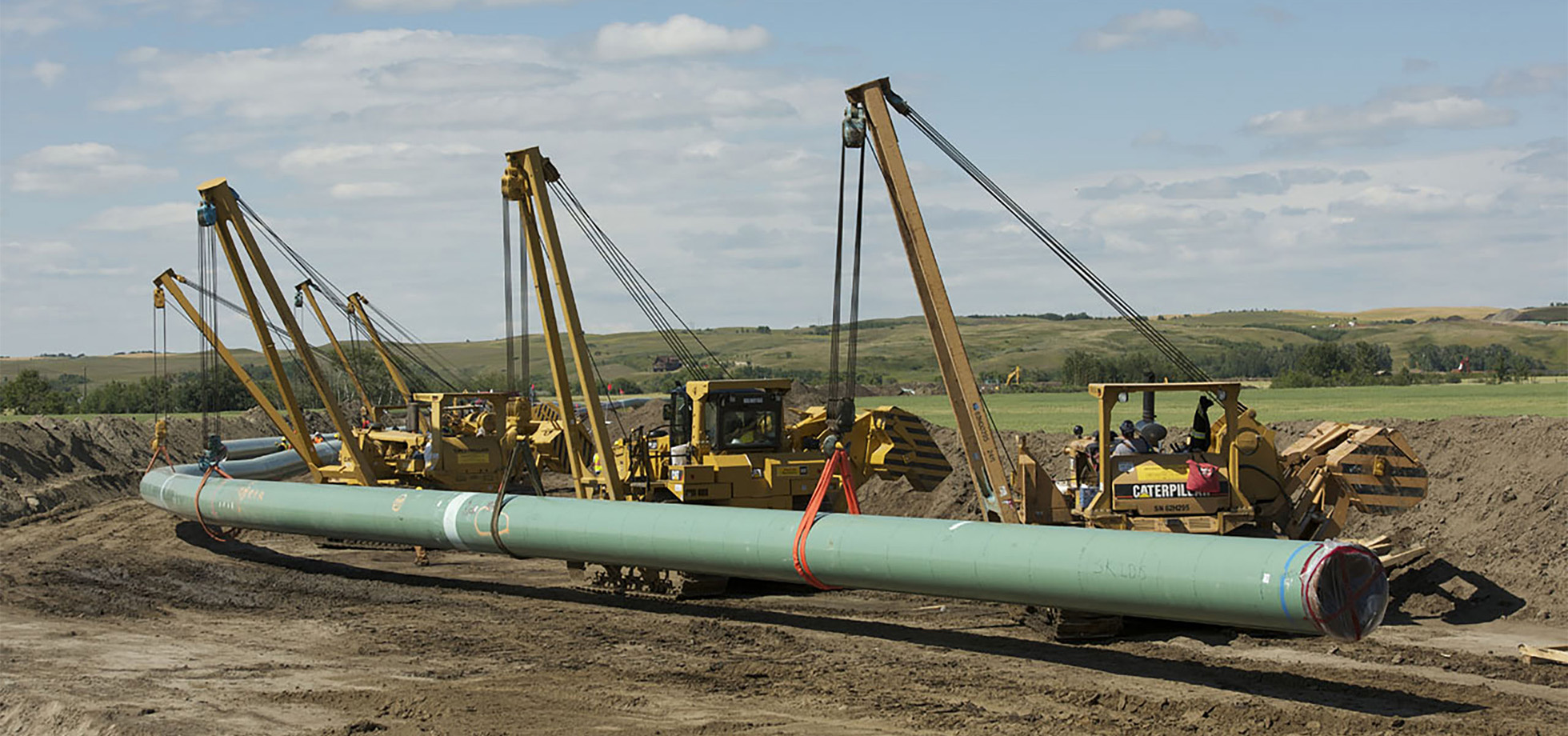 Inter Pipeline Expansion