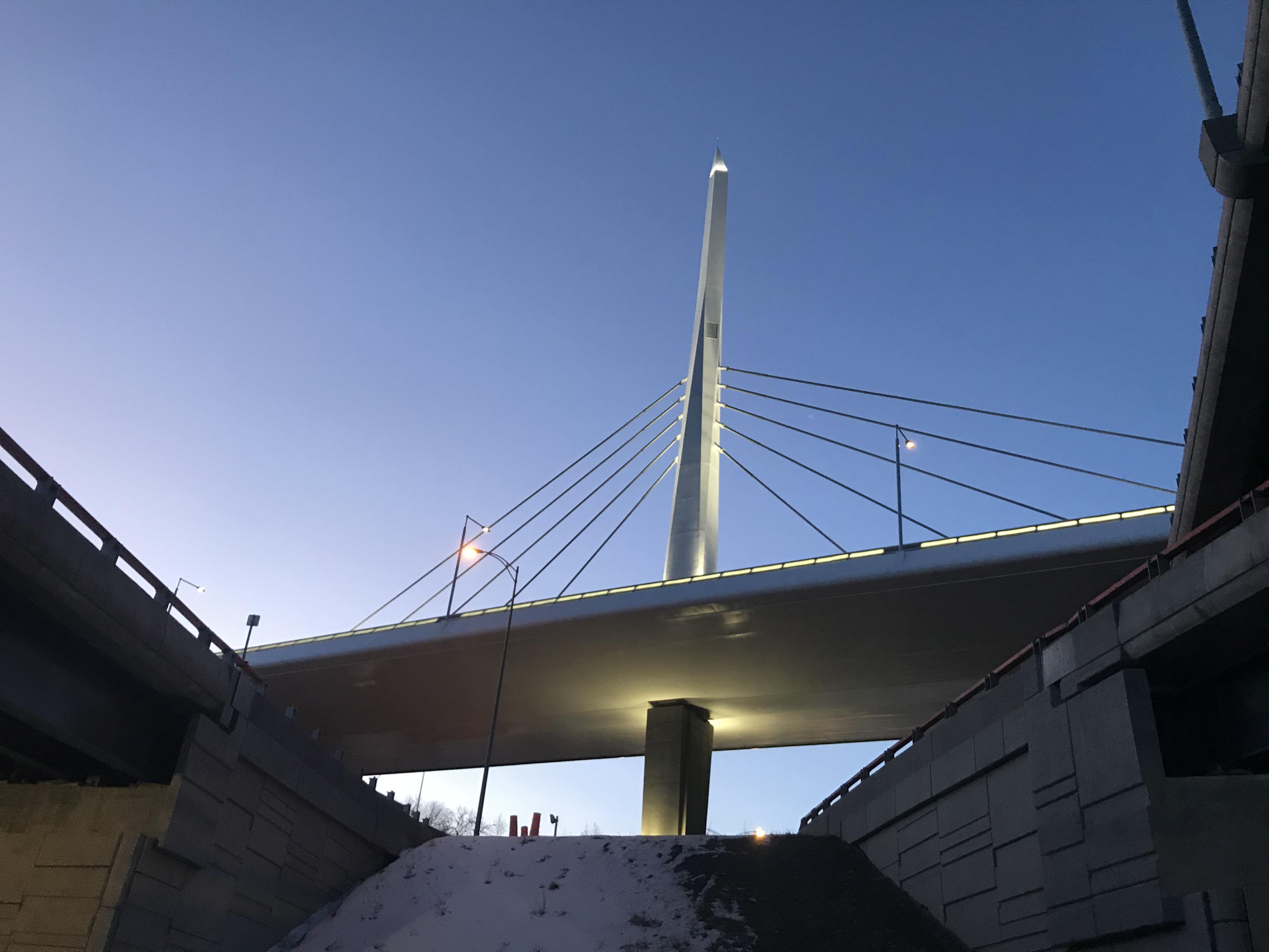 St-Jacques Bridge